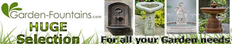 Everyday Low Prices  at garden-fountains.com