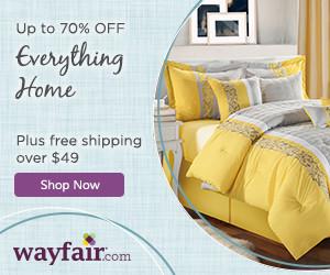 Wayfair Bedding